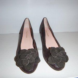 Rose metal short heels